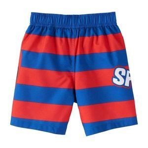Spiderman Swim - Baby Boy Spiderman Swim Trunks Size 12 Mo.